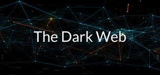 The Dark web logo
