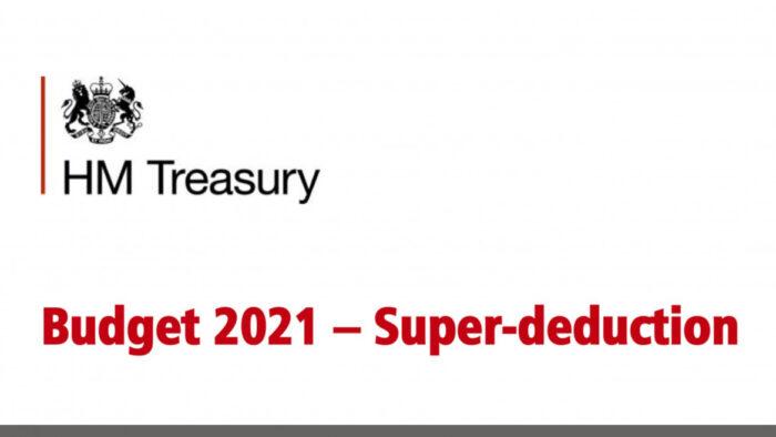 Budget 2021 super-deduction